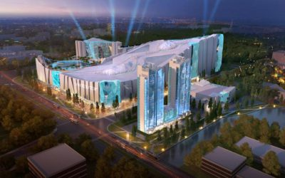News: The world's largest indoor ski resort to open in Shanghai