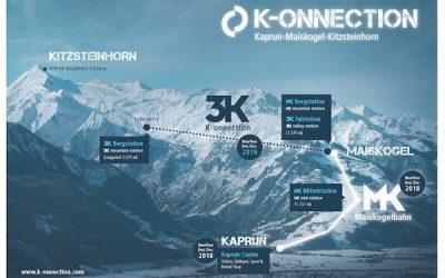 News: Lift connecting Maiskogel (Kaprun) to Kitzsteinhorn underway