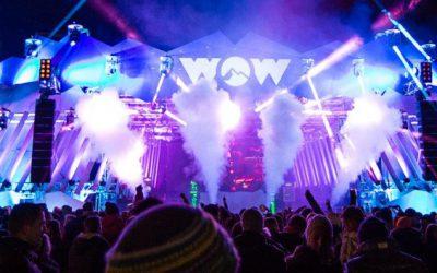 5 Year Anniversary: WOW Glacier Love Festival in to Kaprun