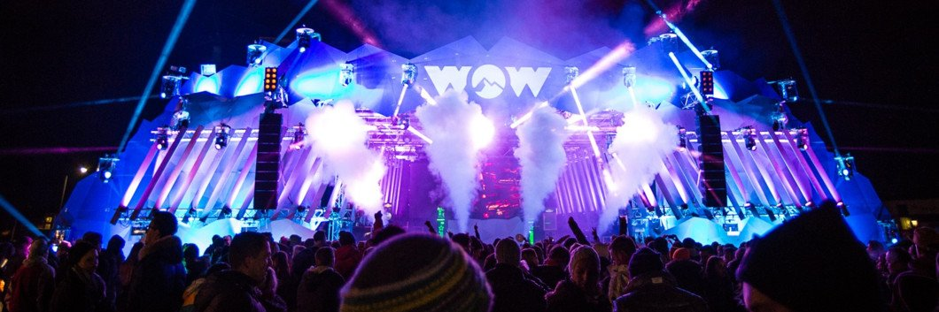 5 Year Anniversary: WOW Glacier Love Festival in to Kaprun